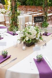 Christmas Table Decoration Purple by Best 25 Purple Table Decorations Ideas On Pinterest Purple