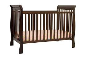cribs that convert amazon com davinci jamie stationary crib espresso baby