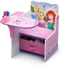 disney chair desk with storage delta children disney princess chair desk 6 storage bins purple