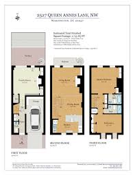 2527 queen annes ln nw washington dc 20037 while deemed reliable no information on these floor plans should be relied upon without independent verification estimated floor plan measurements