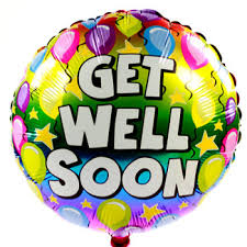 get well soon balloons balloon get well soon floristería maranatha