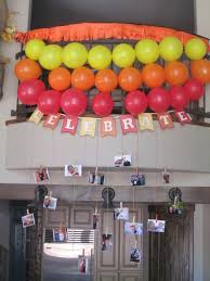 simple birthday party decorations at home cool simple birthday party decoration ideas 17 in small home