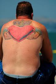 upper back tattoo photo gallery lovetoknow