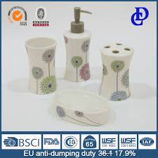 Ceramic Bathroom Accessories by List Manufacturers Of Ceramic Bathroom Accessories Sets Buy