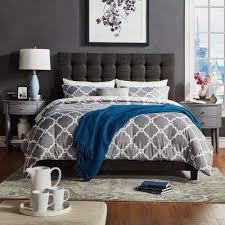 platform bed beds u0026 headboards bedroom furniture the home depot