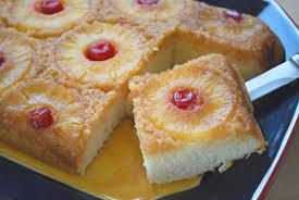 pineapple upside down cake using cake mix