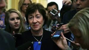collins u0027very difficult u0027 to imagine backing gop health care bill
