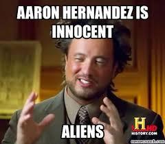 Aaron Hernandez Memes - image jpg