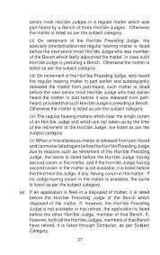 A Bench Trial Is Heard By Handbook Of Supreme Court Of India