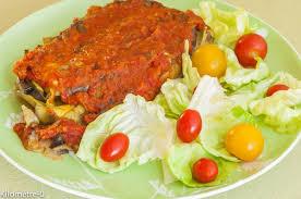recette cuisine legere lasagnes aux aubergines kilometre 0 fr