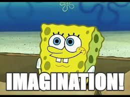 Spongebob Internet Meme - image imagination gif encyclopedia spongebobia fandom
