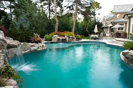 Backyard Landscaping With Pool by Denver Landscaping Landscape Design Serving Castle Rock U0026 Denver Co