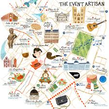 Brussels Germany Map Map Of Brussels Created By The Event Artisan The European Post