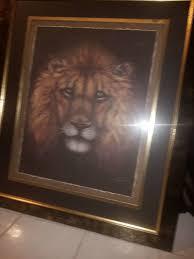 living room big home interior lion frame value for in magnificent