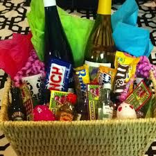 easter gifts for adults scratch ticket basket ideas easter basket wine small