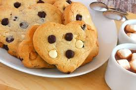 heart shaped crackers air fryer shortbread heart cookies recipe this