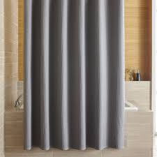 Cloth Shower Curtains Fabric Shower Curtains Crate And Barrel