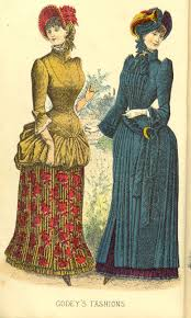 godey s fashions fashion from the godey s s book 1883 circa 1880