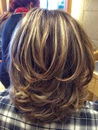 putting layers in shoulder length hair 80 best modern haircuts and hairstyles for women over 50 medium