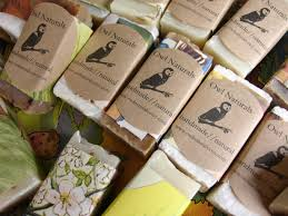 soap favors wrapped in vintage childrens book pages quantity of