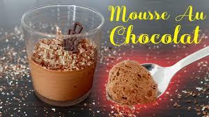 cuisine mousse au chocolat easy recipe for mousse au chocolat