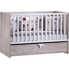 chambre bébé evolutive lit bébé 70x140 évolutif 90x190 et140x190 de sauthon meubles
