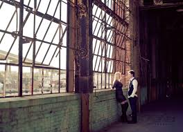 photographers in jacksonville fl abandoned warehouse engagement session jacksonville fl