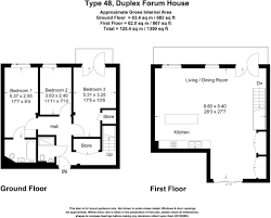 3 bedroom duplex to rent in forum house wembley park ha9