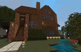 my house in minecraft by ferfer74 on deviantart