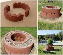 How To Build A Backyard Firepit by Wonderful Diy Easy Fire Pit In Backyard