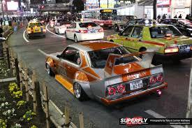 japanese custom cars rude playerz boso style nissan skyline superfly autos