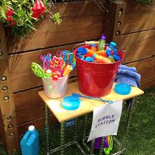 best 25 backyard birthday ideas on water