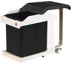 poubelle cuisine tri poubelle coulissante tri selectif collection avec poubelle cuisine