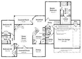 small ranch floor plans simple ranch house plans with basement ranch floor plans