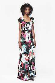 french connection floral reef maxi dress where to buy u0026 how to wear