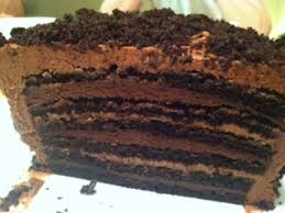 the best thing i ever made chocolate truffle cake the rescue baker