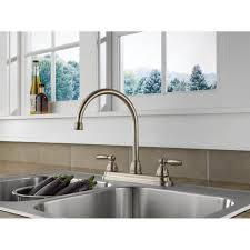 two handle kitchen faucet with sprayer kitchen faucet awesome kohler single handle kitchen faucet two