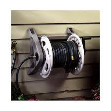 nice garden hose reel wall mount metal garden hose reel wall mount
