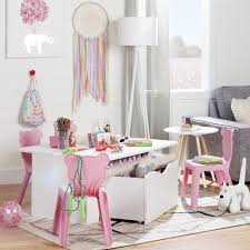 crea kids craft table pink fabricville