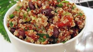 cuisine quinoa zesty quinoa salad recipe allrecipes com