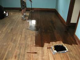 best 25 staining wood floors ideas on floor