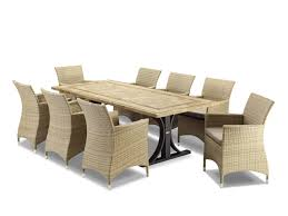 travertine dining table and chairs natural stone outdoor tables
