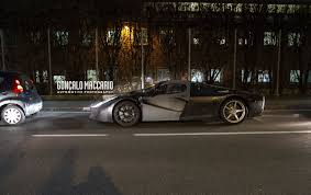 camo ferrari laferrari spider test mule spied ferrari could use a different