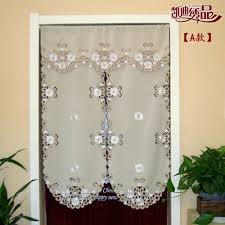 kitchen kitchen sliding door curtain ideas kitchen door curtain