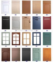 Vinyl Wrap Kitchen Cabinets Pvc Kitchen Cabinet Doors Gallery Doors Design Ideas