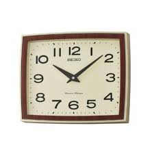 seiko qxd211s dual chime analog wall clock lazada singapore