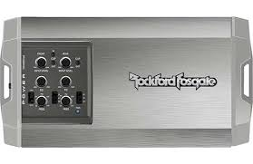 4 channel power amplifiers by diamond audio rockford fosgate and