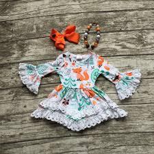 aliexpress com buy 2016 girls summer dress kids dress girls fox