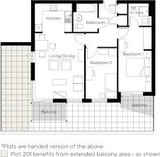 Floor Plan Of Spa Portobello Riverside Royal Leamington Spa