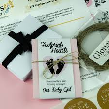 seed packets diy baby girl infant child memorial seed packet package tiny